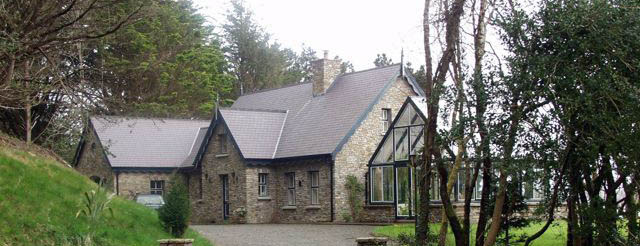 Marvellous house design rural ireland contemporary for Modern cottage house plans ireland