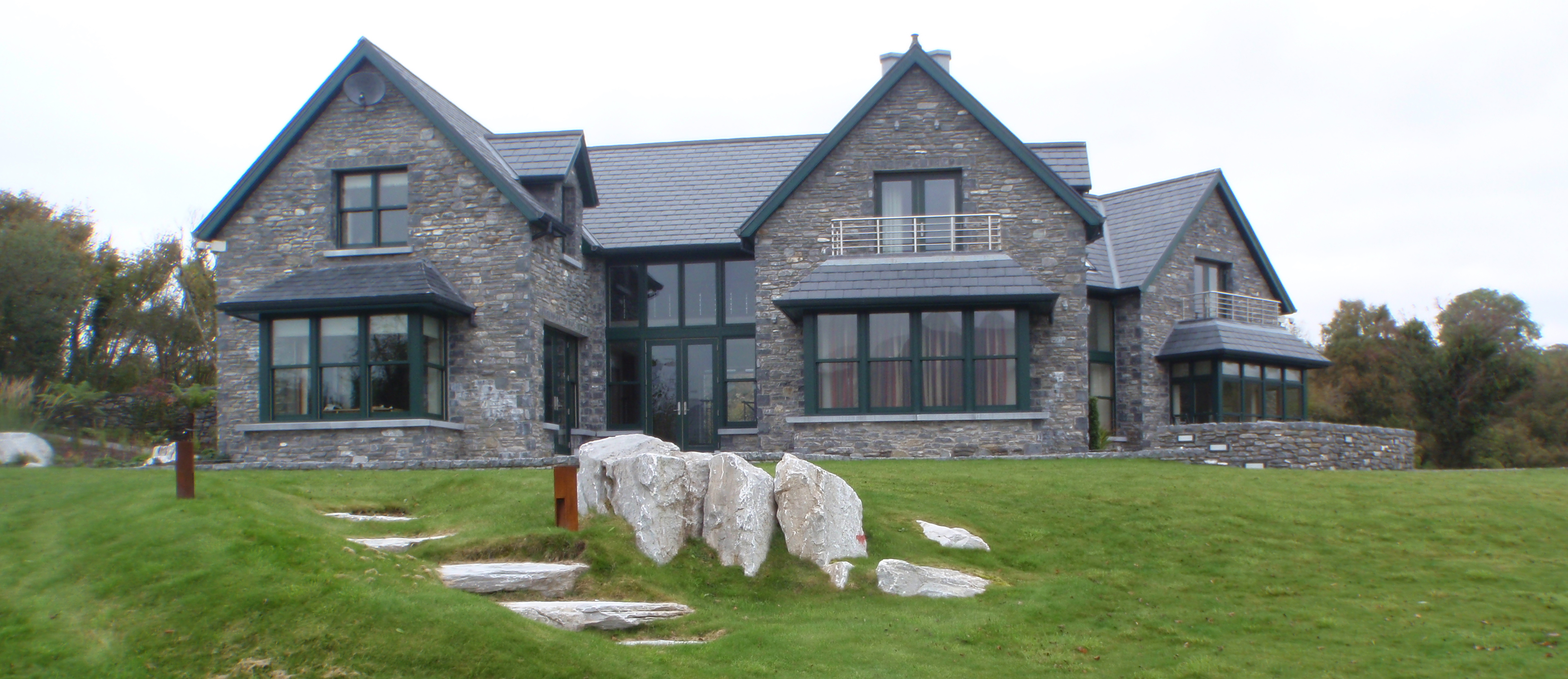 Rural Cottage Designs Contemporary Design Architecture Plans Samples Architects Kenmare Kerry Cork Ireland